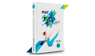Livro de Pilates Impresso MAT Pilates