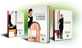 Livro de Pilates Coleção Pilates Clínico